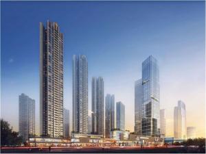 深圳龙光玖龙台新房楼盘图片