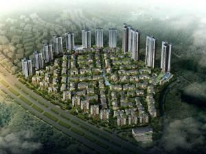 深圳城建仁山智水花园一期新房楼盘图片