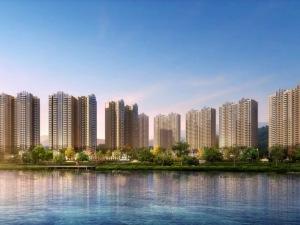 深圳天峦湖新房楼盘图片