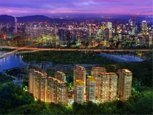 深圳兰江山第二期新房楼盘图片