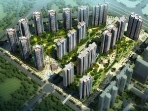 深圳领航城三期新房楼盘图片