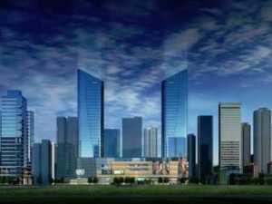 深圳卓越城二期新房楼盘图片