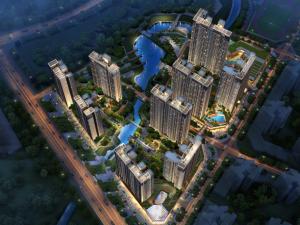 深圳心海城新房楼盘图片