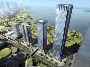 深圳前海金融中心新房楼盘图片