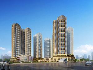 深圳富润乐庭新房楼盘图片