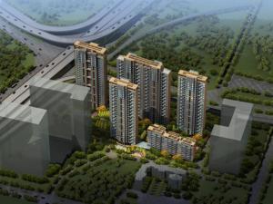 深圳前海港湾花园新房楼盘图片