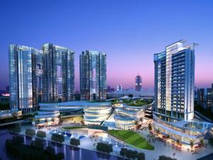 广州广州亚运城天誉新房楼盘图片