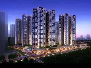 深圳颐安都会中央3期,颐安都会中央花园新房楼盘图片
