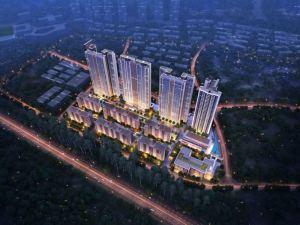 深圳越秀和樾府新房楼盘图片