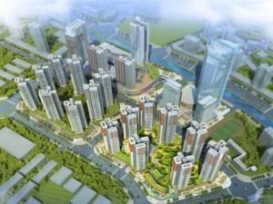 深圳宏发天汇城二期新房楼盘图片