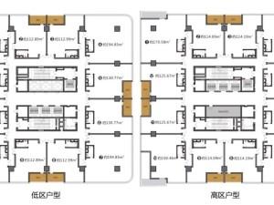 深圳方大城新房楼盘户型图43