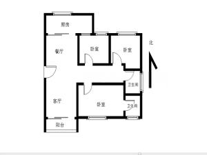 都市花园一期 4室2厅 118㎡ 简装深圳福田区车公庙二手房图片