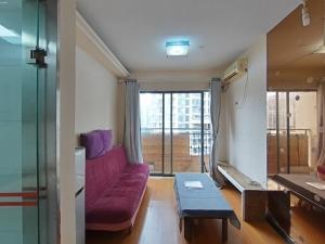 英伦玫瑰 1室1厅 40㎡ 整租_英伦玫瑰租房客厅图片3