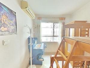 大世纪花园一期 2室2厅 55㎡ 整租_大世纪花园一期租房卧室图片12