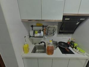 财富广场 1室1厅 42.18㎡ 整租_财富广场租房厨房图片15