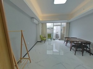 财富广场 1室1厅 42.18㎡ 整租_财富广场租房客厅图片6