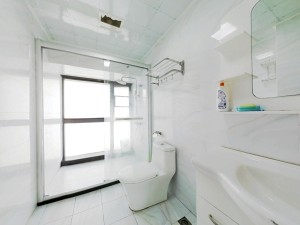 凯德公园1号 4室2厅 145.52㎡_凯德公园1号二手房卫生间图片10