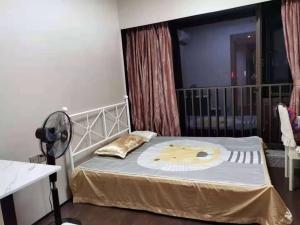 福城前海新纪元 1室1厅 33㎡ 整租_深圳宝安区新安租房图片