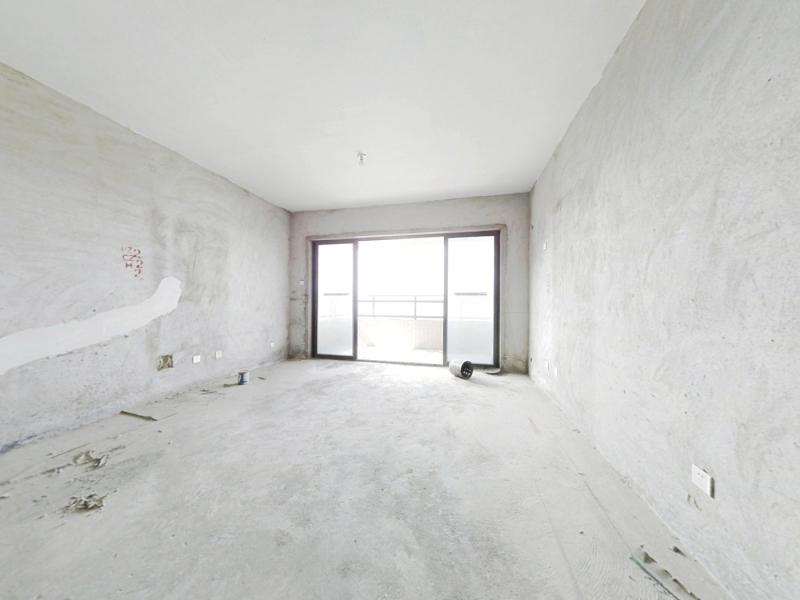 中粮世家 2室2厅 83.44㎡ 毛坯_中粮世家二手房客厅图片1
