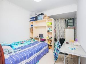 可园六期 6室2厅 149㎡ 精装_可园六期二手房卧室图片4