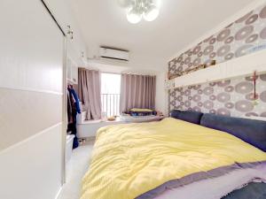 中信领航一期 4室2厅 122㎡ 精装_中信领航一期二手房卧室图片4