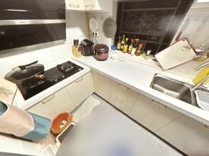 博林君瑞 3室2厅 88.81㎡ 整租_博林君瑞租房厨房图片9