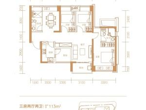 深圳兆邦基碧湖春天新房楼盘样板间48