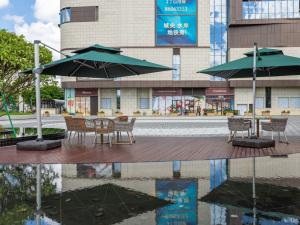 深圳丁山河畔新房楼盘实景图36