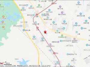 深圳中城宴华府新房楼盘交通图75