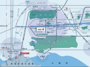 深圳兆邦基碧湖春天新房楼盘交通图52
