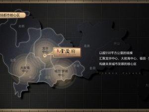 深圳龙华金茂府新房楼盘交通图101